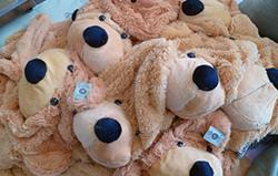 Шкурки игрушек из Китая