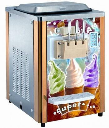 Фризер для мороженого из Китая